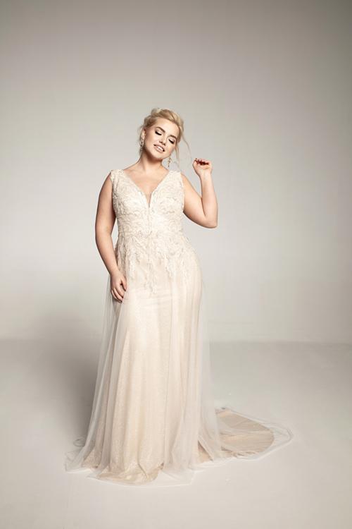 Kolekcja sukni ślubnych plus size Beauty Full