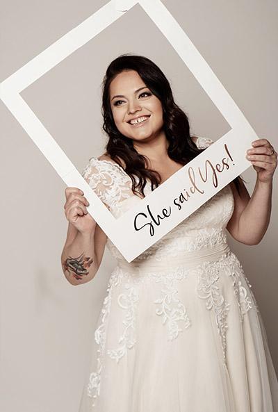 suknie ślubne rozmiar plus size 2021