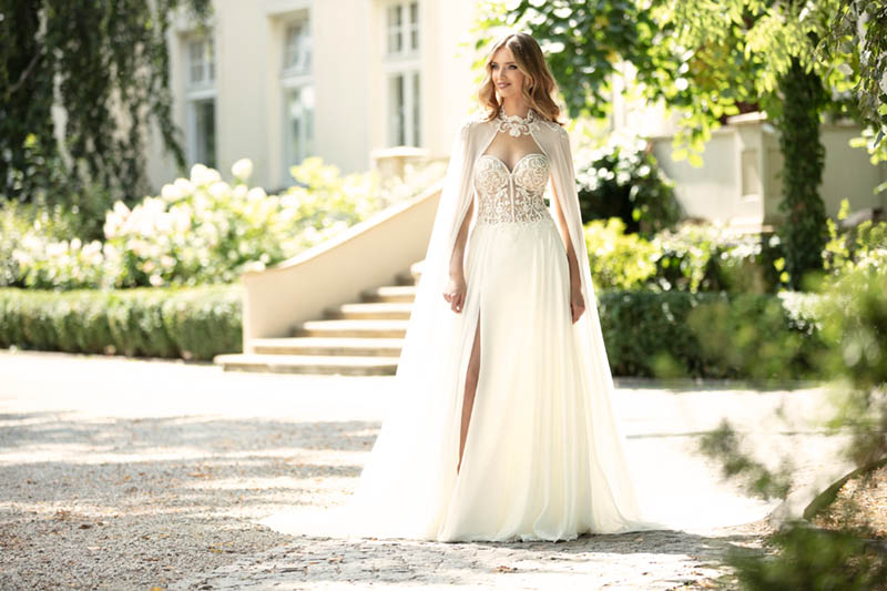 moda ślubna 2020 agnes