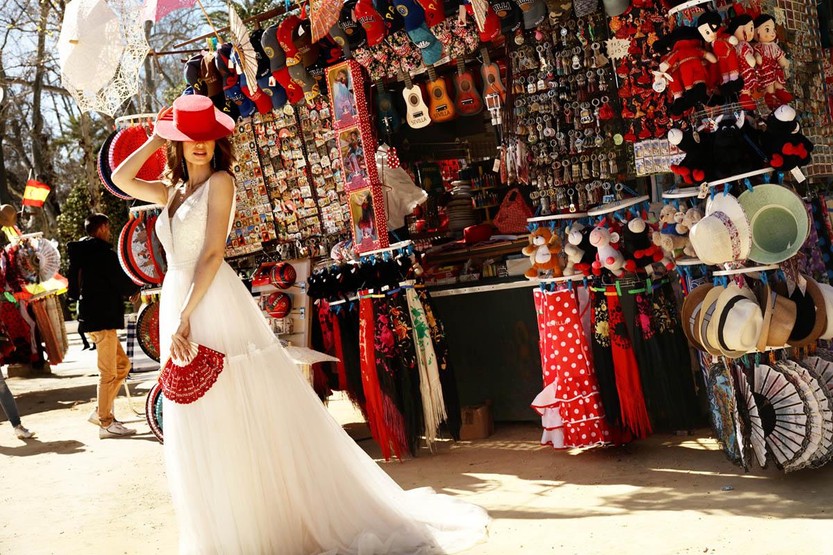 nowa kolekcja sukni ślubnych Agnes 2021