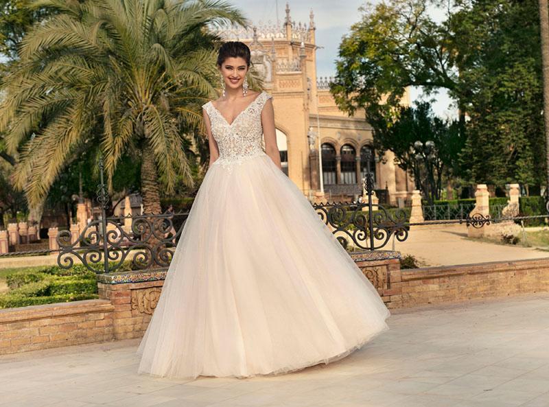 nowe suknie ślubne 2021 Agnes