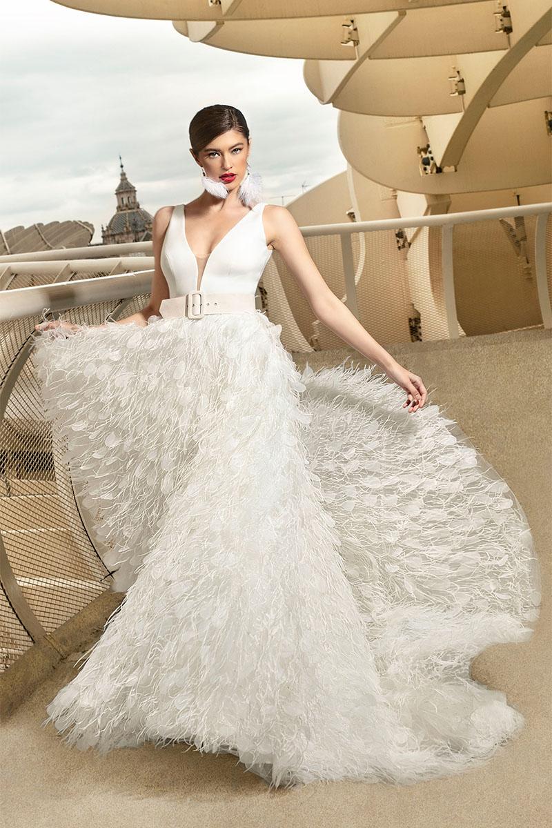 kolekcja exclusive sukni ślubnych 2021