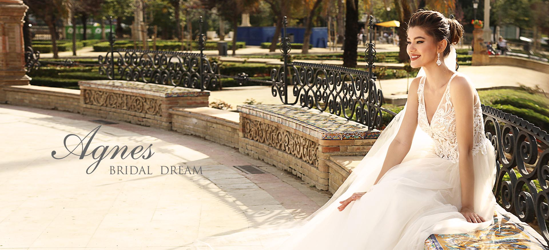 New collection Agnes Bridal Dream 2021