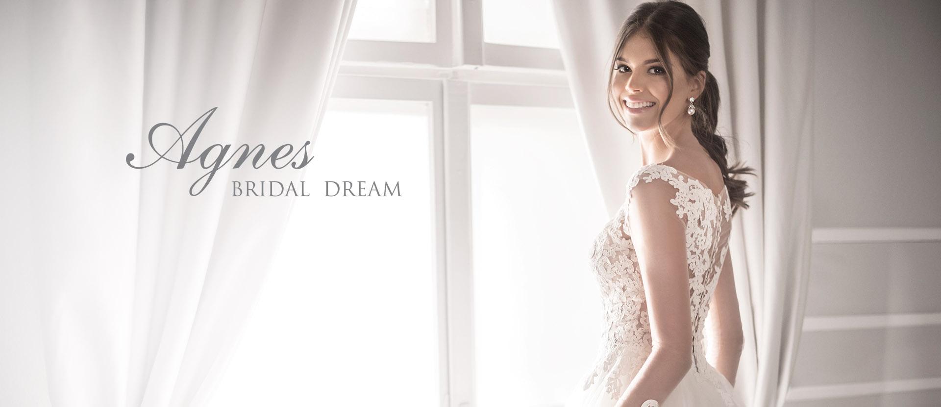 Nowa Kolekcja Agnes Bridal Dream 2019 - Sprawdź