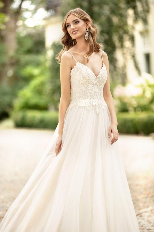 KA-19134T Agnes Bridal Dream 2020 suknie ślubne