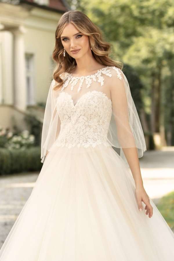 KA-19131T N-84 Agnes Bridal Dream 2020 suknie ślubne