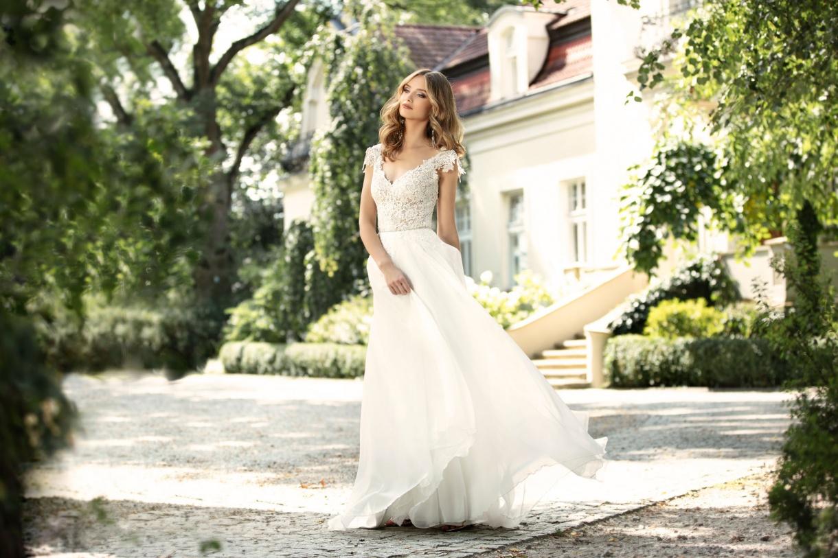 KA-19009T Agnes Bridal Dream 2020 suknie ślubne