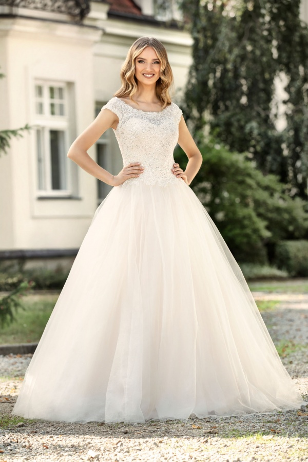 KA-19071 Agnes Bridal Dream 2020 suknie ślubne