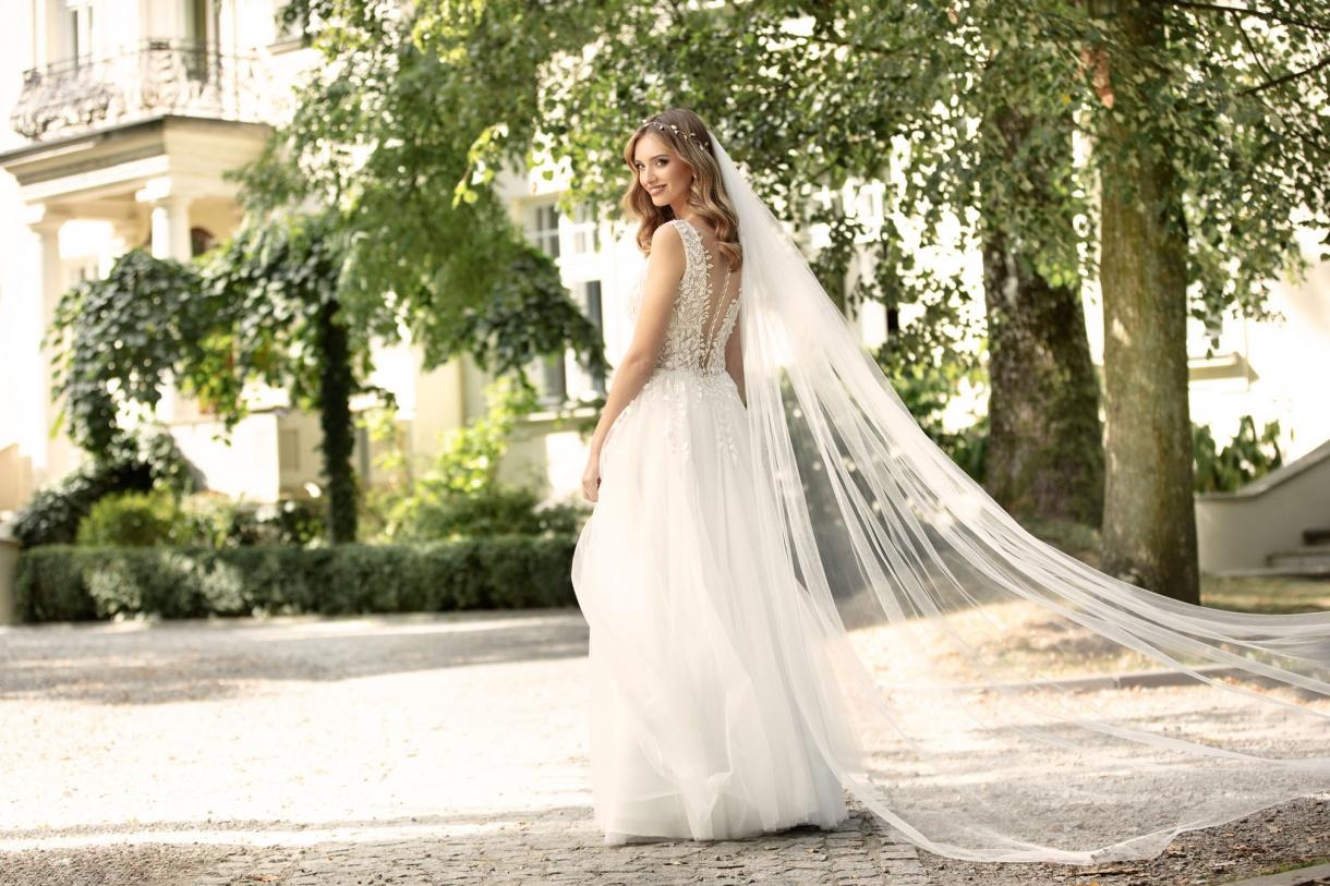 KA-19173 Agnes Bridal Dream 2020 suknie ślubne