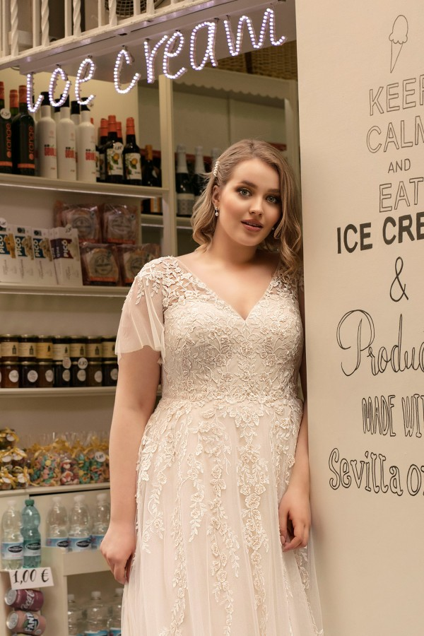 Lovely 2021 suknie ślubne