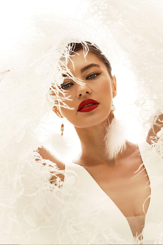 Suknie ślubne - Kampania kolekcji The One Exclusive 2021