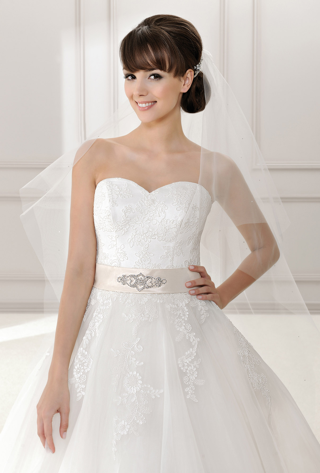 11411 Sh 66 Inspired Collection Wedding Dresses