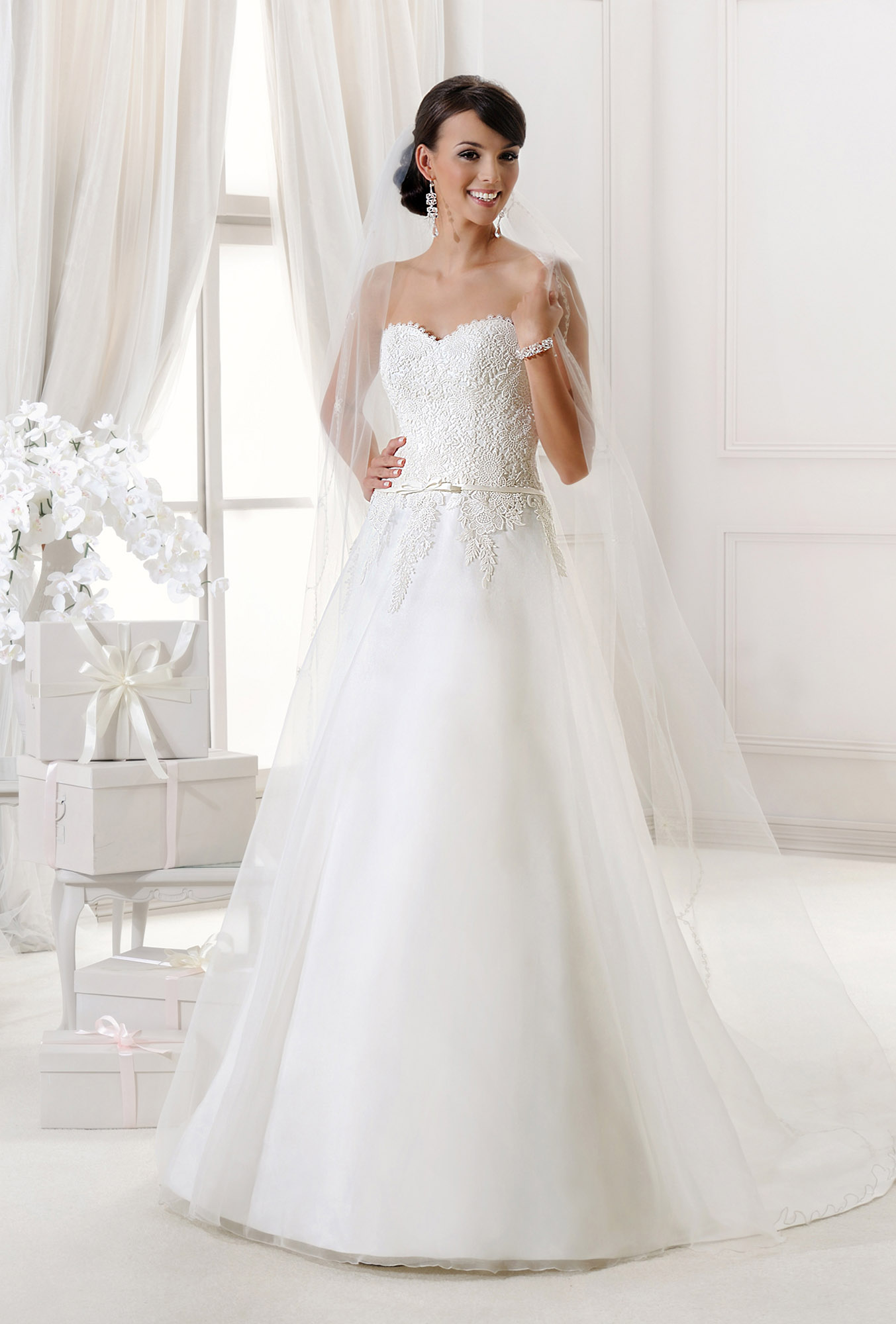 ... Wedding dresses - Agnes - lace wedding dresses, Plus Size Wedding