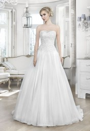 suknia ślubna 16027T przód