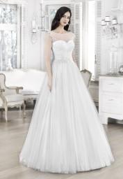 suknia ślubna 16145 przód