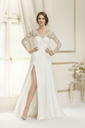suknia ślubna 17023T przód