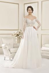 suknia ślubna 17074T przód