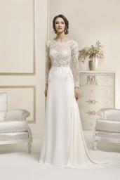 suknia ślubna 17076T przód