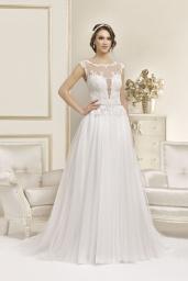 suknia ślubna 17081T przód
