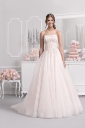 suknia ślubna 18012T przód