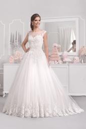 suknia ślubna 18030T przód