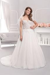 suknia ślubna 18037T przód
