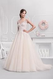 suknia ślubna 18049T przód