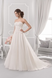 suknia ślubna 18050T przód