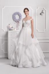 suknia ślubna 18058 przód