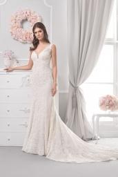 suknia ślubna 18064T przód