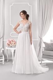 suknia ślubna 18065T przód
