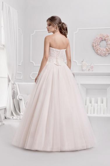 suknia ślubna 18076 tył