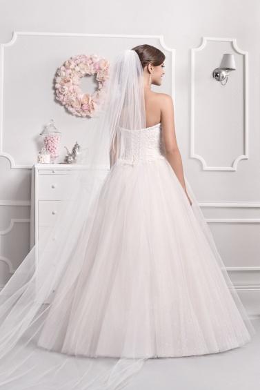 suknia ślubna 18084 tył