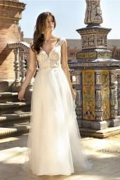 suknia ślubna TO-1187T przód