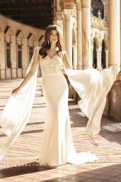 suknia ślubna TO-1166T przód