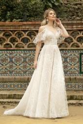 suknia ślubna KA-20036T przód