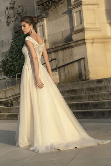 suknia ślubna KA-20016T tył