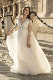 suknia ślubna LO-191T przód