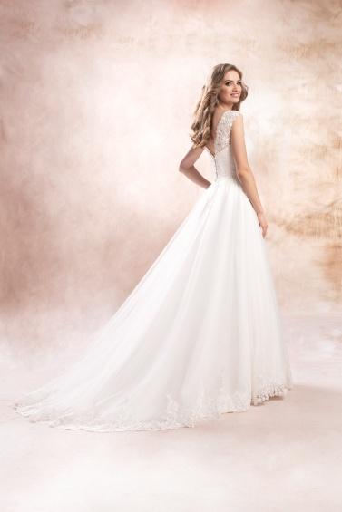 suknia ślubna KA-19149T tył