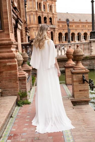 suknia ślubna KA-20081T tył
