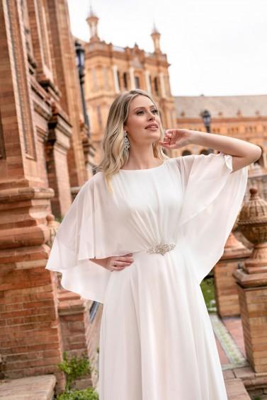 suknia ślubna KA-20081T zbliżenie