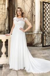 suknia ślubna LO-123T przód