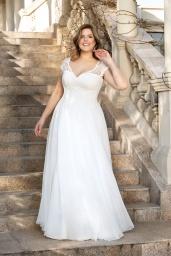 suknia ślubna LO-129 przód
