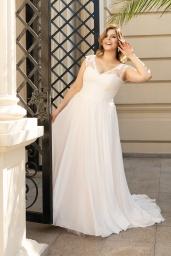 suknia ślubna LO-137T przód