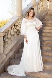 suknia ślubna LO-142T przód