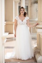 suknia ślubna LO-180T przód