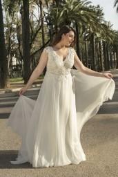 suknia ślubna LO-228T przód