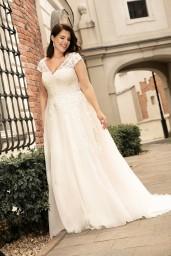 suknia ślubna LO-260T przód