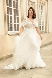 suknia ślubna LO-265T przód