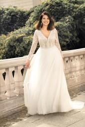 suknia ślubna LO-271T przód